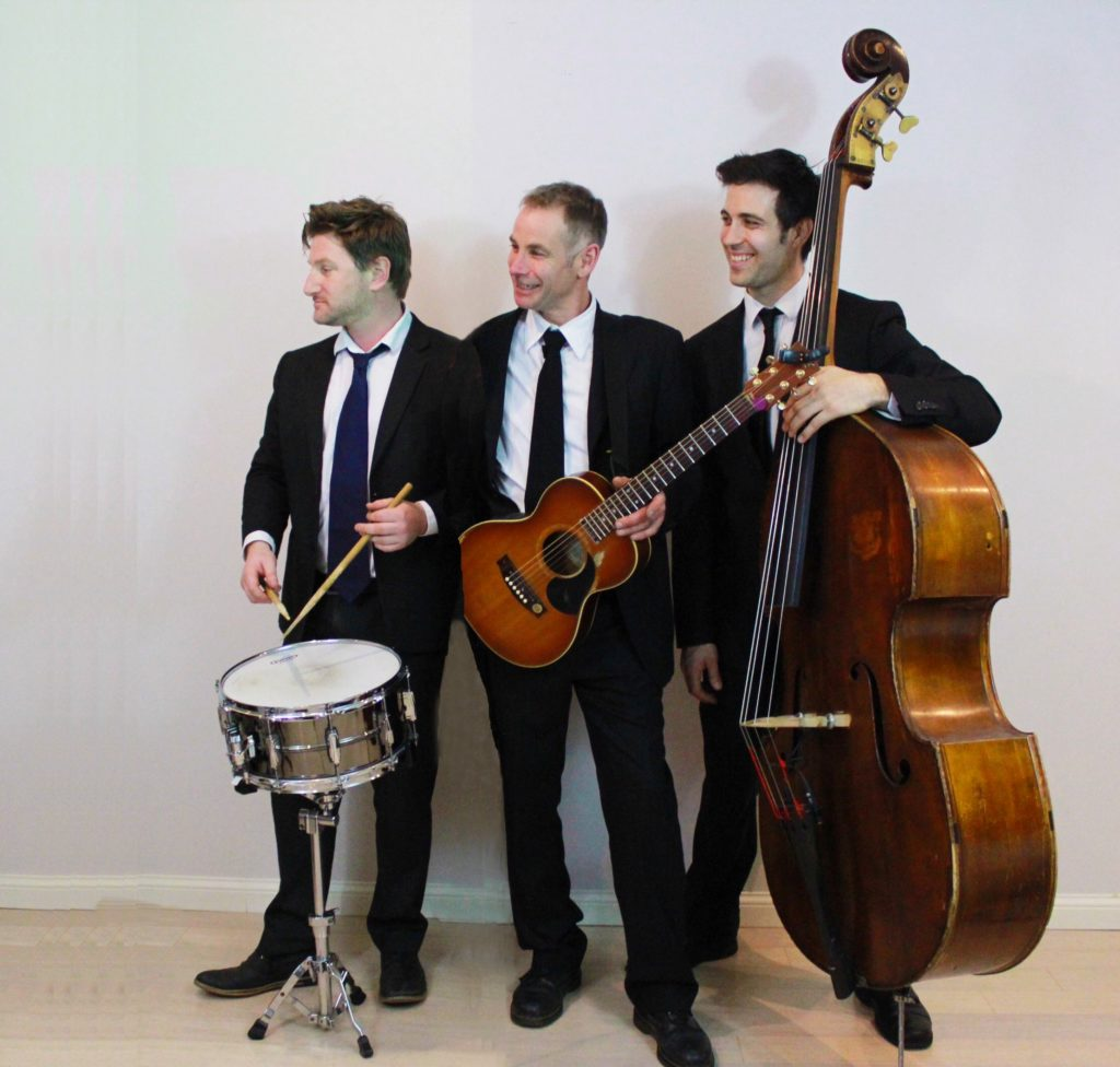 Wedding Jazz Bands: The Trio – Perfect Day Music