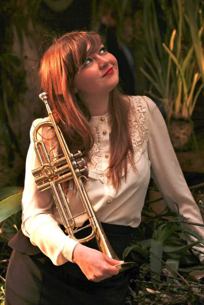 audrey trumpet vocal jazz melbourne weddings events perfect day music